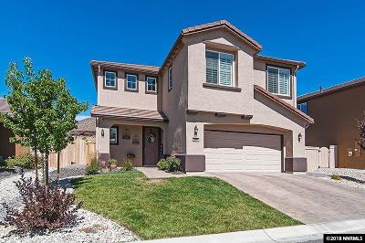 Reno Single Family Home Price Reduced: 3025 Show Jumper