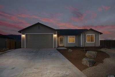 Dayton Single Family Home For Sale: 1154 Cheatgrass #Lot 227