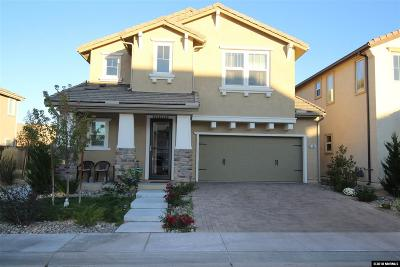 Reno Single Family Home For Sale: 2180 Hope Valley