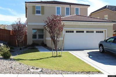 Sparks Single Family Home For Sale: 2634 Michelangelo