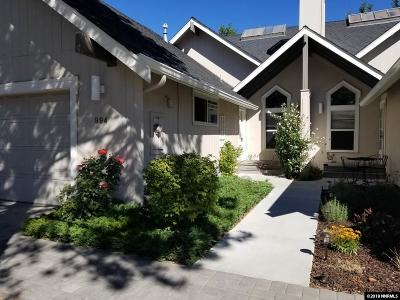 Minden Condo/Townhouse Active/Pending-Loan: 994 Aspen Grove Circle