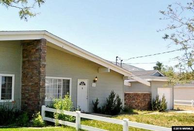 Reno Single Family Home For Sale: 5332 Teton
