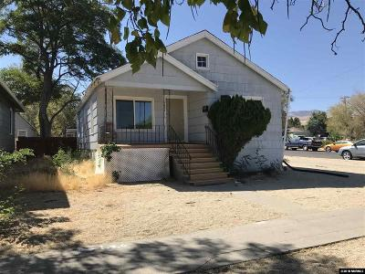 Reno Multi Family Home For Sale: 959 Ralston