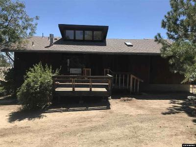 Carson City Single Family Home For Sale: 30 Madison Drive