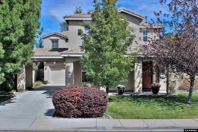 Reno Single Family Home For Sale: 1795 Back Country Rd