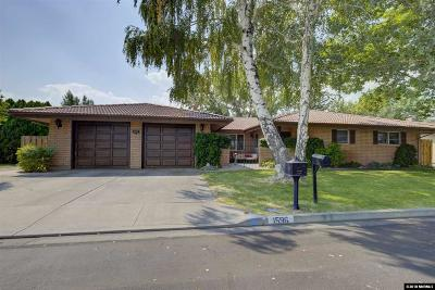 Minden NV Single Family Home Active/Pending-Call: $489,000