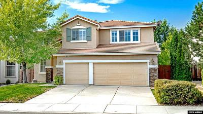 Reno Single Family Home For Sale: 2986 Blue Grouse Drive