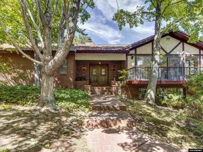 Reno Single Family Home For Sale: 2565 Lake Ridge Shores W.