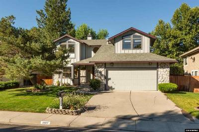 Reno Single Family Home Active/Pending-Call: 3907 Vistacrest Dr.