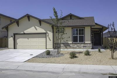 Fernley Single Family Home For Sale: 152 Relief Springs