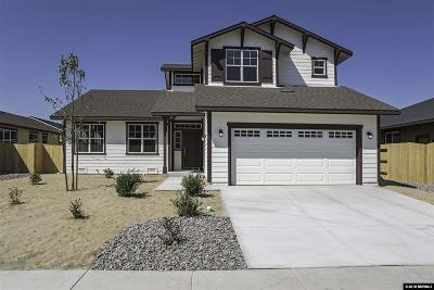 Fernley Single Family Home For Sale: 150 Relief Springs