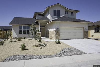 Fernley Single Family Home For Sale: 154 Relief Springs