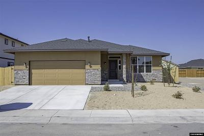 Fernley Single Family Home For Sale: 148 Relief Springs