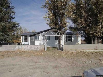 Winnemucca Manufactured Home For Sale: 7425 W Rose Creek Road
