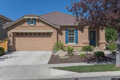 Sparks Single Family Home Price Reduced: 2860 Albazano Drive