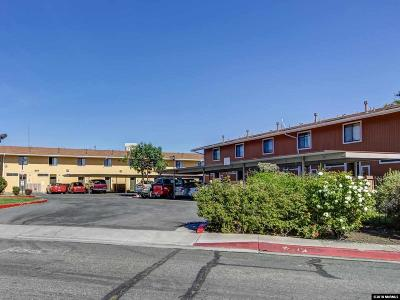 Reno Condo/Townhouse Active/Pending-Loan: 859 Nutmeg Pl #19
