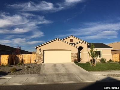 Reno Single Family Home For Sale: 7384 Rutherford Drive