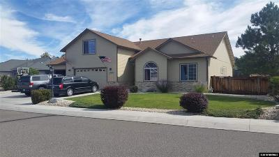 Minden Single Family Home For Sale: 2905 La Cresta