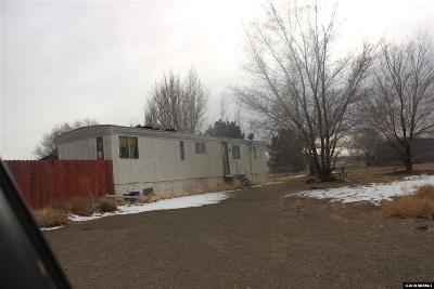 Winnemucca Manufactured Home For Sale: 5820 W Rose Creek Rd.