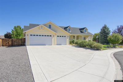 Minden NV Single Family Home Active/Pending-Loan: $549,000