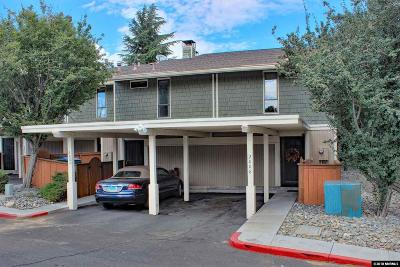 Reno Condo/Townhouse For Sale: 2806 Eastshore Place