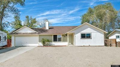 Fernley Single Family Home For Sale: 440 Aspen Way