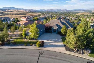 Reno Single Family Home For Sale: 815 Peacepipe Loop