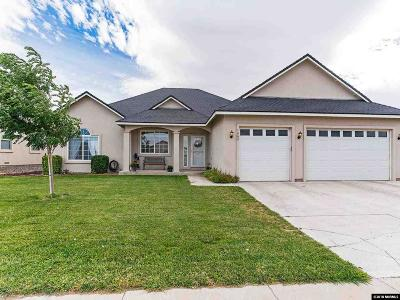 Fernley Single Family Home For Sale: 1009 Pepper Lane