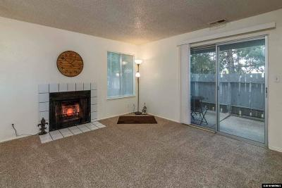 Reno Condo/Townhouse Active/Pending-Loan: 1553 Delucchi Lane #A