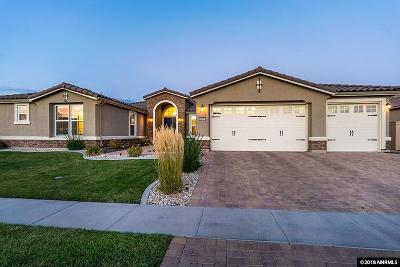 Reno Single Family Home For Sale: 9840 Kerrydale Ct