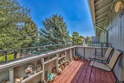 Carson City Condo/Townhouse Active/Pending-Call: 400 S Saliman Road #O-116