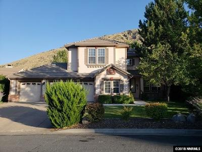 Carson City Single Family Home For Sale: 2453 Roxbury Way