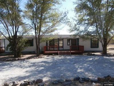 Reno Manufactured Home For Sale: 18950 Pinon Pine
