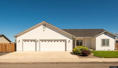 Gardnerville Single Family Home For Sale: 1266 Kyndal Way