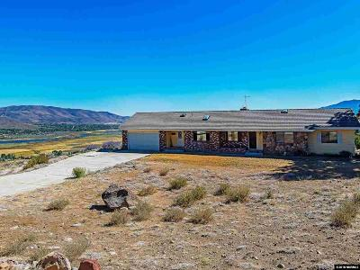 Washoe Valley Single Family Home For Sale: 19 Southwind Dr.