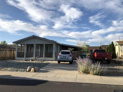 Reno Manufactured Home Active/Pending-Loan: 1357 Lynx St