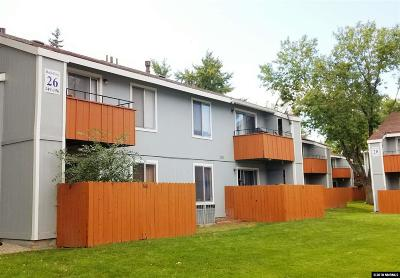 Reno Condo/Townhouse Active/Pending-Loan: 4604 Neil Road #149