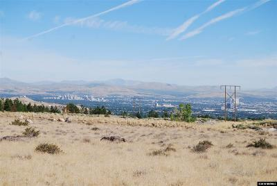 Reno Residential Lots & Land For Sale: 3655 Triplett Court