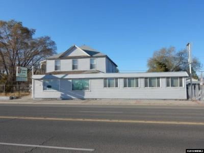 Battle Mountain Commercial For Sale: 108 W Front St