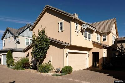 Reno Single Family Home Active/Pending-Loan: 1625 Painted Rock Trail