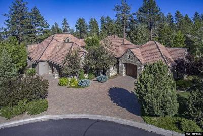 Washoe County Single Family Home For Sale: 5730 Dijon Circle
