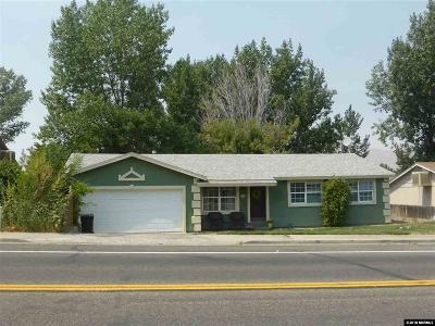 Winnemucca Single Family Home For Sale: 249 N. Highland Drive
