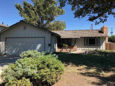 Fallon Single Family Home For Sale: 110 N Taylor Street #NV