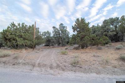 Reno Residential Lots & Land For Sale: 21555 Sazarac Rd.