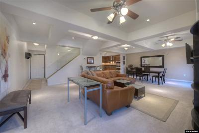 Washoe County Condo/Townhouse For Sale: 200 W West 2nd Street 409 #409