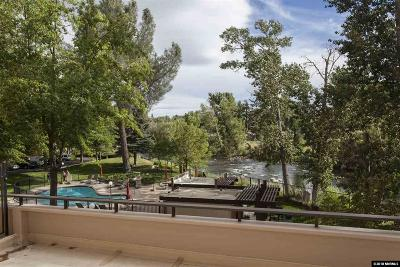 Reno Condo/Townhouse For Sale: 1200 Riverside #1275 #1275