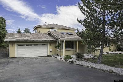 Reno Single Family Home For Sale: 2035 Rock Haven Dr