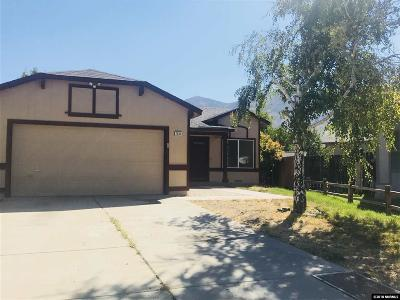 Reno Single Family Home Active/Pending-Call: 7830 Crystal Shores Ct