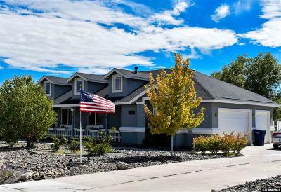 Fernley Single Family Home Active/Pending-House: 1045 Lasso Way