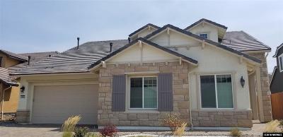 Reno Single Family Home For Sale: 9404 Stony Hill